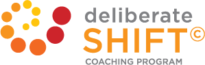 deliberate shift coaching logo
